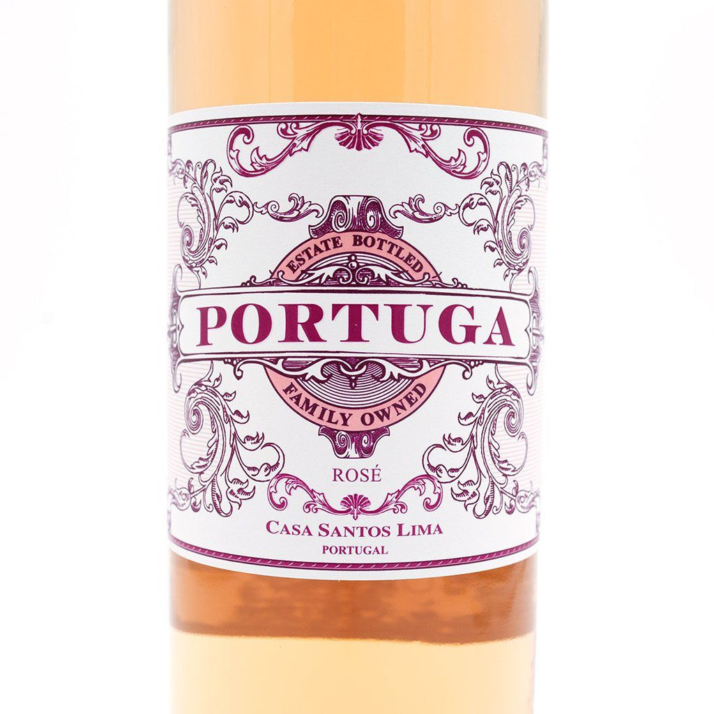 Portuga Rosé 2018 Wine Averys of Bristol