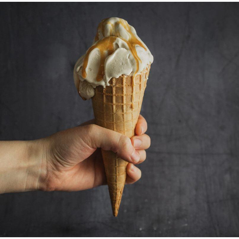 Salted Caramel Gelato Ice Cream & Frozen Desserts Swoon