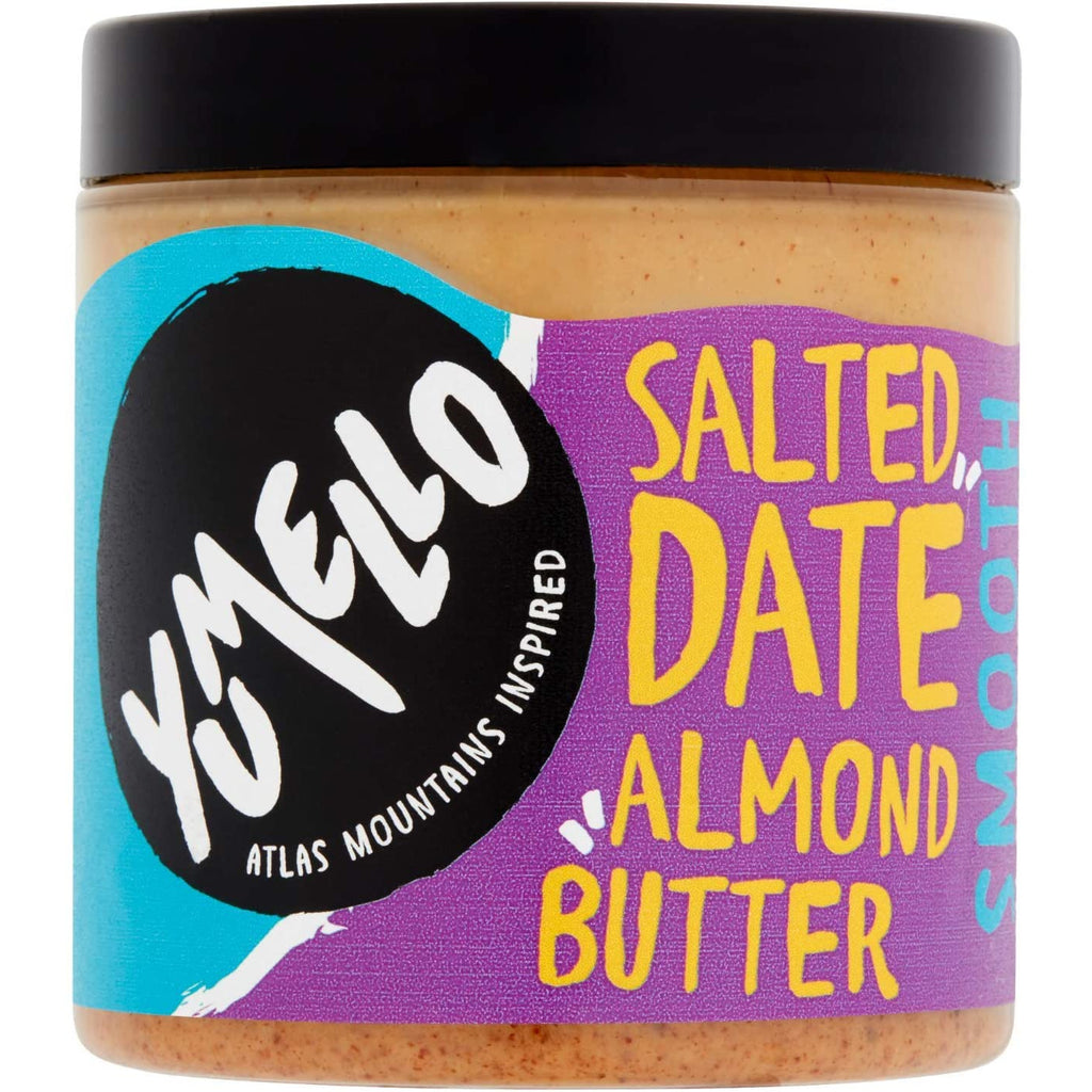 Salted Date Almond Butter Nut Butters & Spreads Yumello