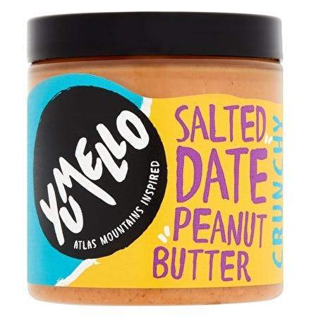 Salted Date Peanut Butter Nut Butters & Spreads Yumello