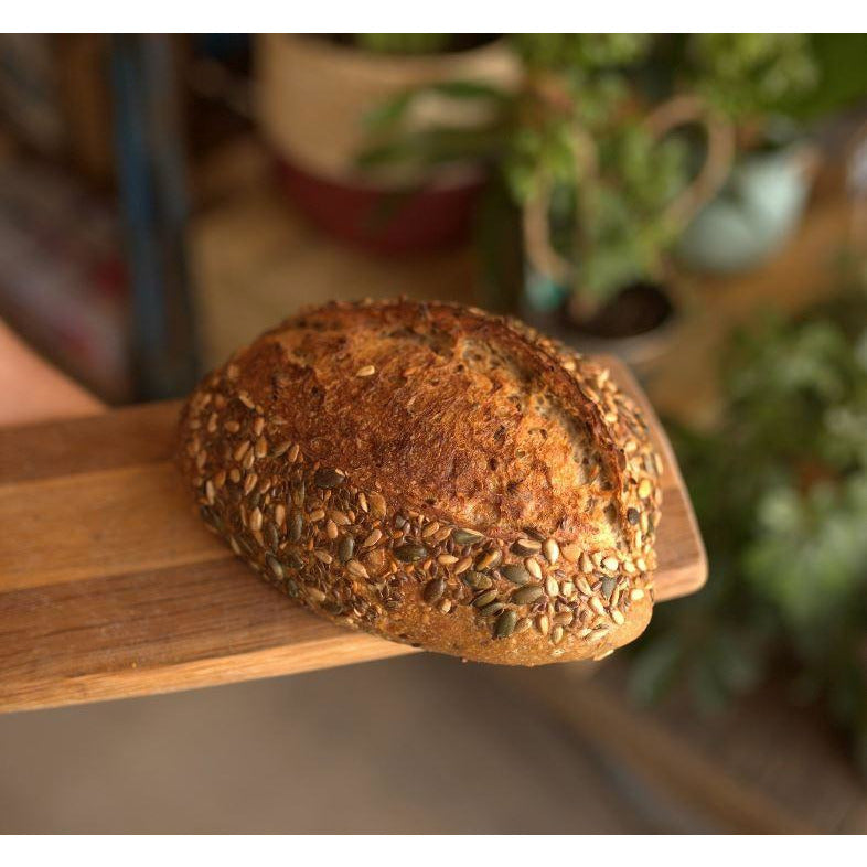 Seeded Sourdough Loaf Bread Bakehouse