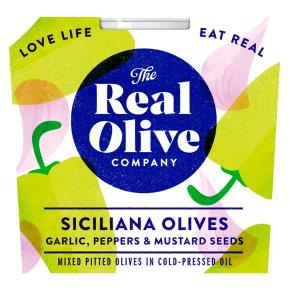 Siciliana Olives Olives The Real Olive Company