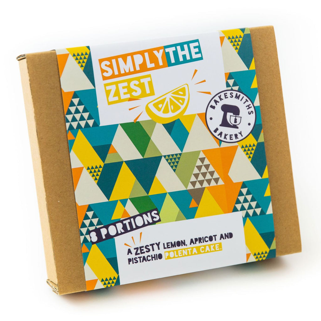 Simply The Zest Box Confectionary - Bakery Bakesmiths