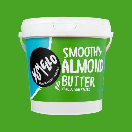 Smooth Almond Butter Nut Butters & Spreads Yumello