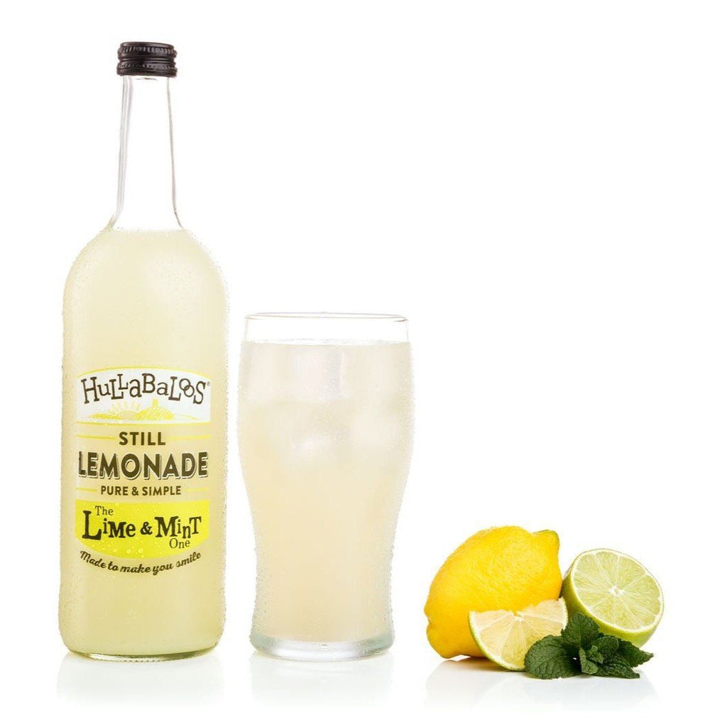 Still Lime & Mint Lemonade Soft Drinks Hullabaloos