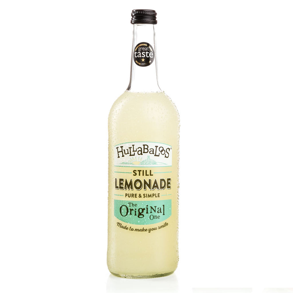 Still Original Lemonade Soft Drinks Hullabaloos