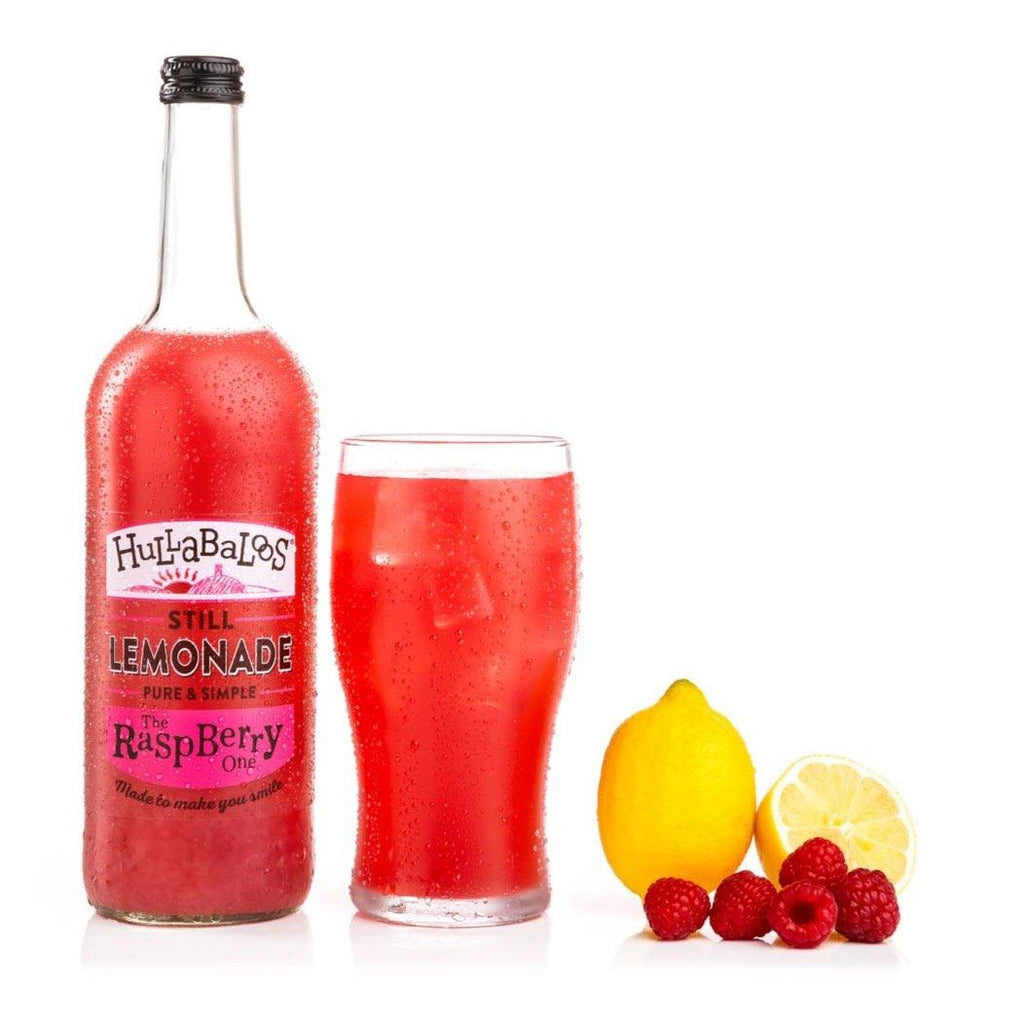 Still Raspberry Lemonade Soft Drinks Hullabaloos