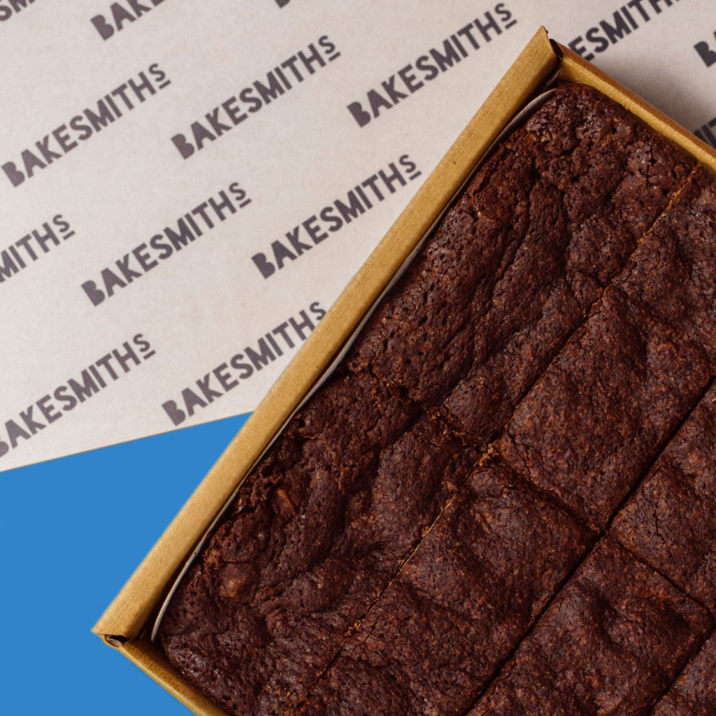 Top of the Chocs Brownie Box Confectionary - Bakery Bakesmiths