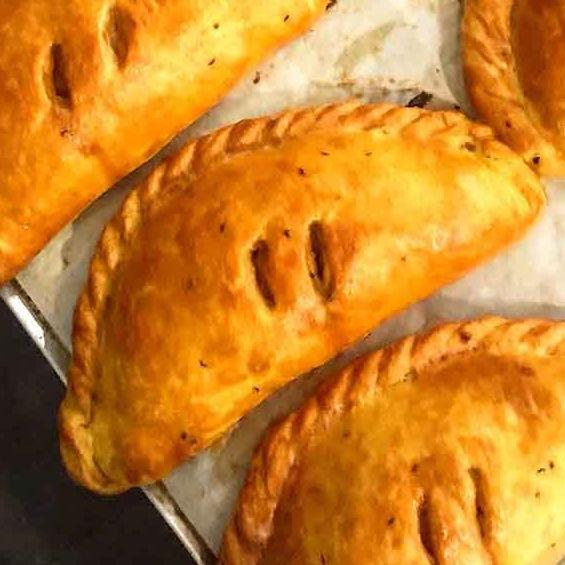 Traditional Steak Pasty (Frozen) Pasty Popti & Beast