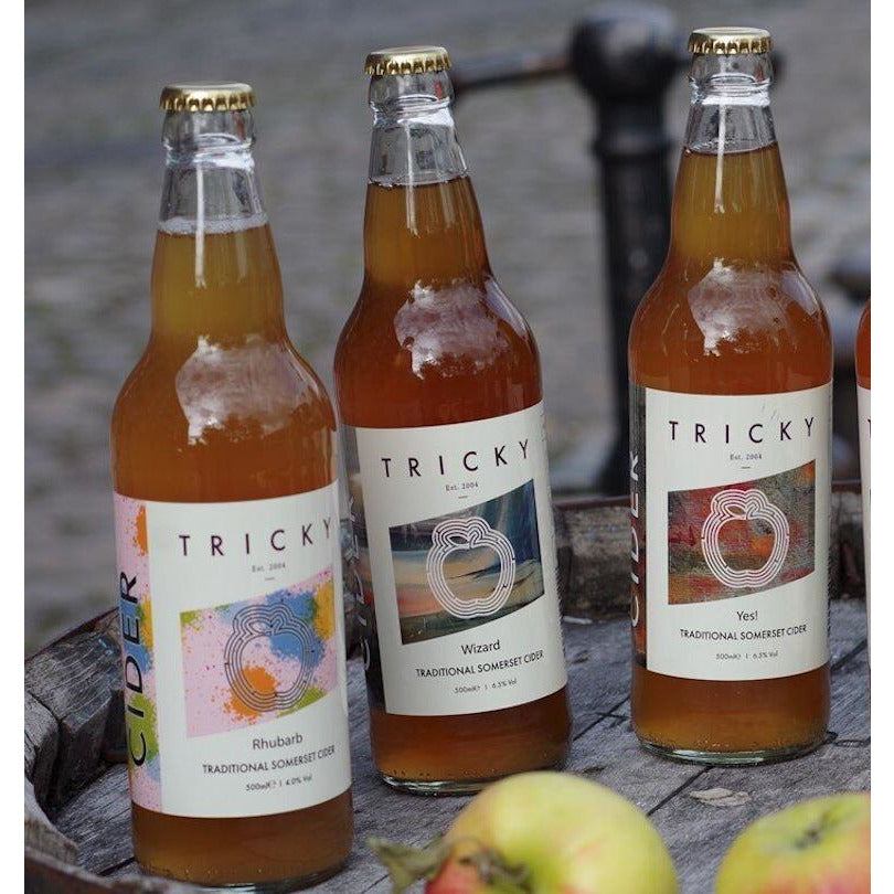 Wizard Still Medium Cider Cider Tricky Cider