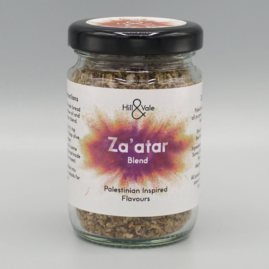 Za'atar Blend Herbs & Spices Hill & Vale