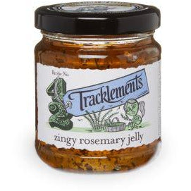 Zingy Rosemary Jelly Condiments Tracklements