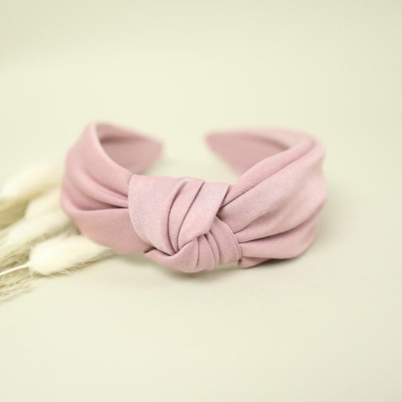 Pink Wrap Hairband