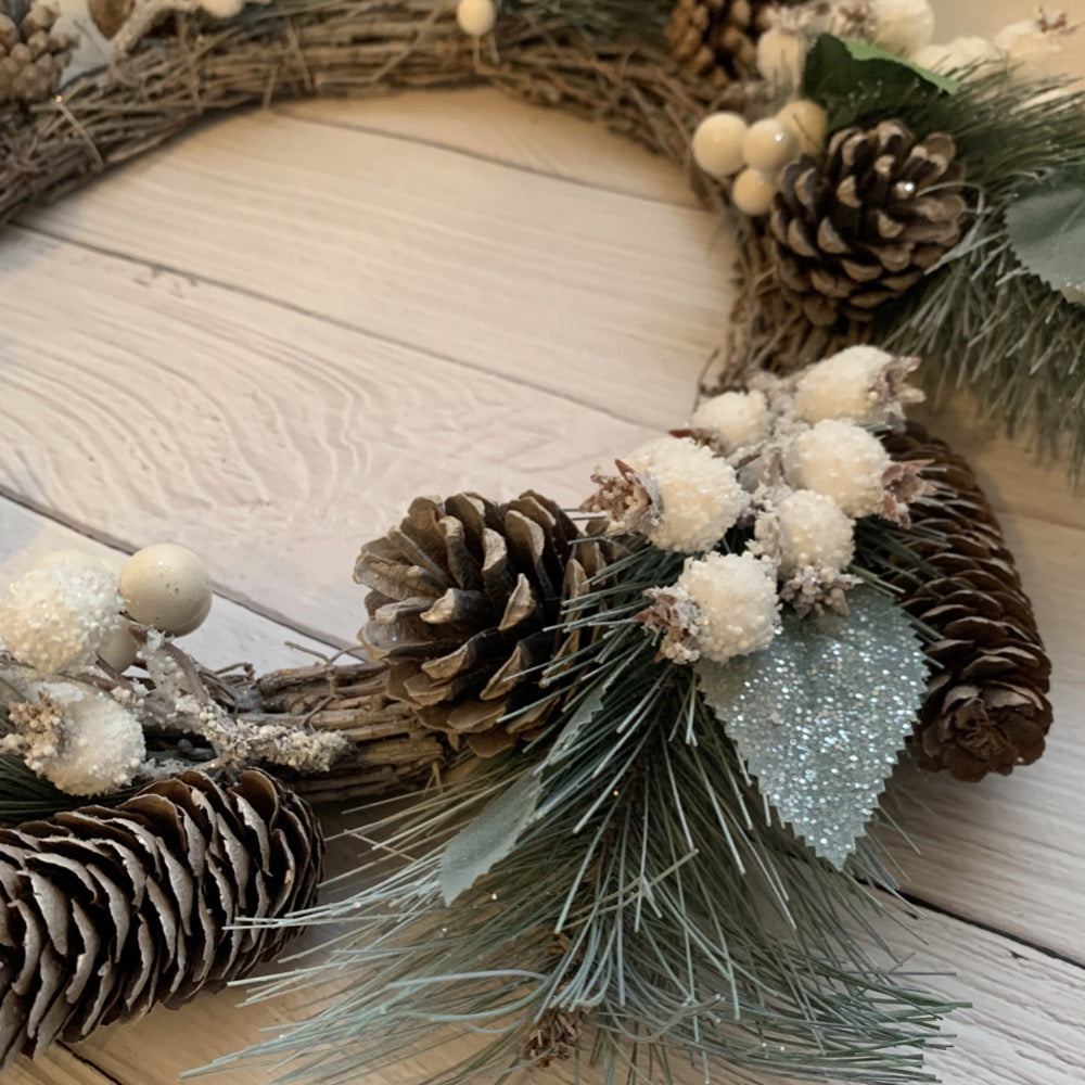 Aloe & Berry Wreath