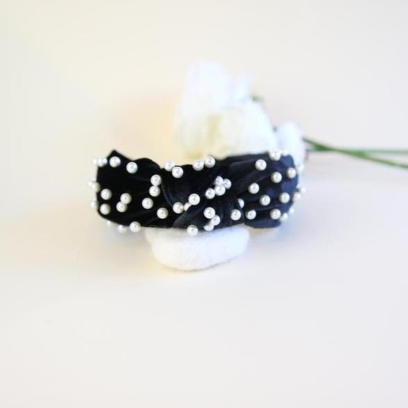 Black Pearl Hairband