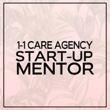 1-1  Care Agency Start Up Consultation