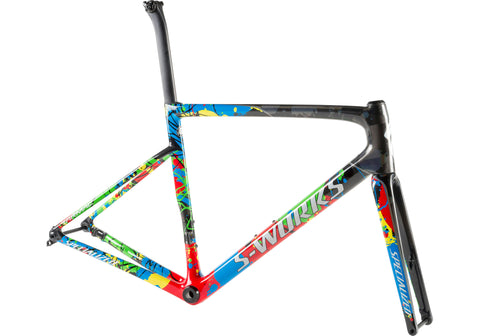 S-Works Tarmac SL6 Disc Frameset WC