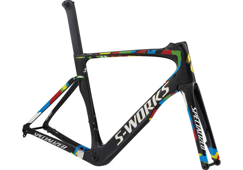 S-Works Venge ViAS Disc - Sagan Edition Frameset
