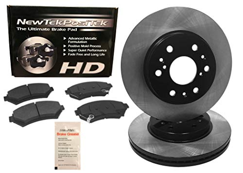 Newtek Automotive Distribution NB392 Front New Brake Shoes