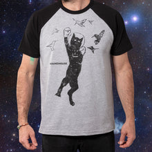 Load image into Gallery viewer, Spacecat Raglan