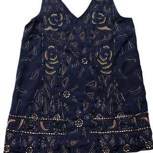 Primary Photo - BRAND: FREE PEOPLE STYLE: DRESS SHORT SLEEVELESS COLOR: BLUE SIZE: M OTHER INFO: AS IS SKU: 232-232115-2032