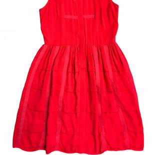 Primary Photo - BRAND:    CLOTHES MENTOR STYLE: DRESS SHORT SLEEVELESS COLOR: RED SIZE: 4 OTHER INFO: SB - SKU: 232-23290-45557