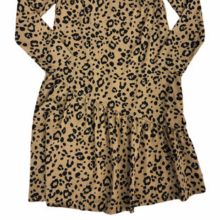 Primary Photo - BRAND:    CLOTHES MENTOR STYLE: DRESS SHORT LONG SLEEVE COLOR: ANIMAL PRINT SIZE: XS OTHER INFO: MIKAROSE - SKU: 232-232118-6037