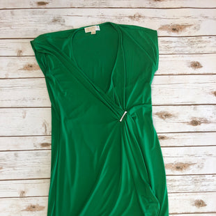 Primary Photo - BRAND: MICHAEL BY MICHAEL KORS STYLE: DRESS SHORT SLEEVELESS COLOR: GREEN SIZE: L SKU: 232-232123-3550BRIGHTER GREEN COLOR THAN PICTURED.