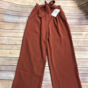 Primary Photo - BRAND: LULULEMON STYLE: PANTS COLOR: RUST SIZE: 2 SKU: 232-23290-49792