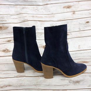 Primary Photo - BRAND: TOP SHOP STYLE: BOOTS ANKLE COLOR: BLUE SIZE: 8.5 SKU: 232-23280-47373