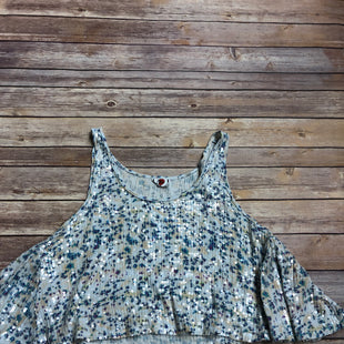 Primary Photo - BRAND: FREE PEOPLE STYLE: TOP SLEEVELESS COLOR: SEQUIN SIZE: L SKU: 232-23280-50465