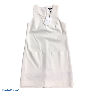Primary Photo - BRAND:   CMC STYLE: DRESS SHORT SLEEVELESS COLOR: WHITE SIZE: S OTHER INFO: WHOWHATWEAR - SKU: 232-23219-22843