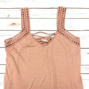 Primary Photo - BRAND: MAURICES STYLE: TOP SLEEVELESS COLOR: ORANGE SIZE: 2X SKU: 232-23254-3646