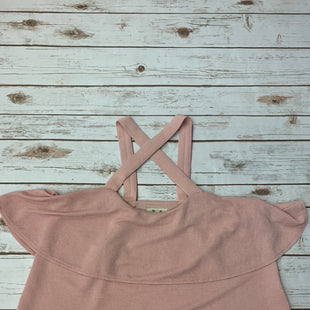 Primary Photo - BRAND: MADEWELL STYLE: TOP SLEEVELESS COLOR: PINK SIZE: XL SKU: 232-23290-42738