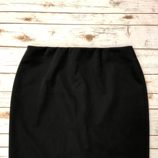 Primary Photo - BRAND: VINCE CAMUTO STYLE: SKIRT COLOR: BLACK SIZE: 2X SKU: 232-23290-39710