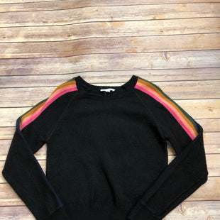 Primary Photo - BRAND: THML STYLE: SWEATER LIGHTWEIGHT COLOR: BLACK SIZE: XS SKU: 232-232121-4461