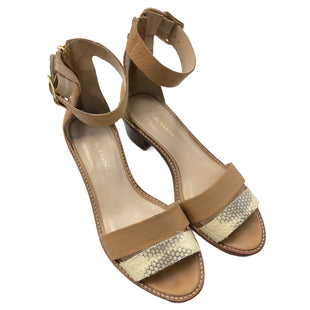 Primary Photo - BRAND:  CMA STYLE: SHOES LOW HEEL COLOR: TAN SIZE: 8 OTHER INFO: LOEFFLER RANDAL - SKU: 232-232118-6108