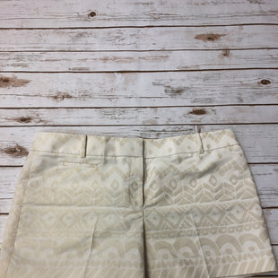 Primary Photo - BRAND: ANN TAYLOR LOFT STYLE: SHORTS COLOR: TAN SIZE: 16 SKU: 232-23280-33443