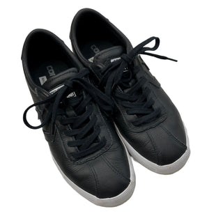 Primary Photo - BRAND: CONVERSE STYLE: SHOES ATHLETIC COLOR: BLACK SIZE: 6.5 SKU: 232-23280-53166
