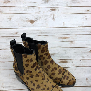 Primary Photo - BRAND: COLE-HAAN STYLE: BOOTS ANKLE COLOR: ANIMAL PRINT SIZE: 6.5 OTHER INFO: NEW! SKU: 232-23280-45581