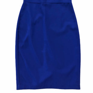 Primary Photo - BRAND: TAYLOR STYLE: DRESS SHORT SLEEVELESS COLOR: BLUE SIZE: S SKU: 232-23280-52621