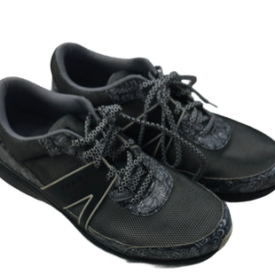 Primary Photo - BRAND: ALEGRIA STYLE: SHOES ATHLETIC COLOR: BLACK WHITE SIZE: 10 SKU: 232-23290-52701