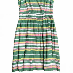 Primary Photo - BRAND: BODEN STYLE: DRESS SHORT SLEEVELESS COLOR: GREEN SIZE: 6 SKU: 232-23280-46828