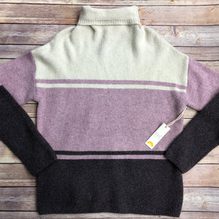 Primary Photo - BRAND: C AND C STYLE: SWEATER HEAVYWEIGHT COLOR: PURPLE SIZE: L SKU: 232-232118-5997