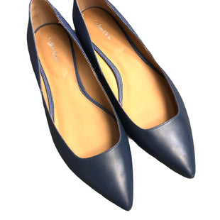 Primary Photo - BRAND: CALVIN KLEIN STYLE: SHOES FLATS COLOR: BLUE SIZE: 10 SKU: 232-23290-51839