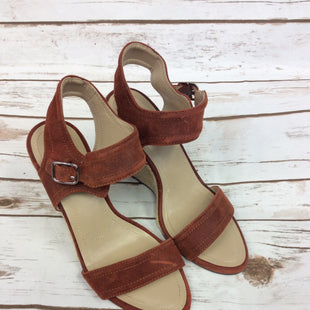Primary Photo - BRAND: CHARLES BY CHARLES DAVID STYLE: SANDALS HIGH COLOR: RUST SIZE: 7 SKU: 232-232123-6060