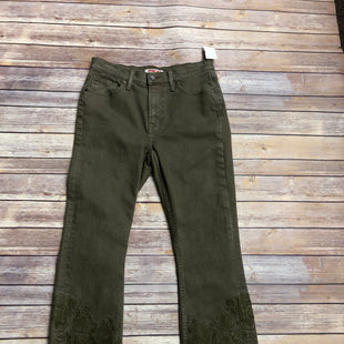 Primary Photo - BRAND: JOHNNY WAS STYLE: JEANS COLOR: OLIVE SIZE: 4 SKU: 232-23219-27251