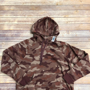 Primary Photo - BRAND: OLD NAVY STYLE: SWEATSHIRT HOODIE COLOR: CAMOFLAUGE SIZE: L SKU: 232-232121-5541