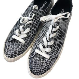 Primary Photo - BRAND: CONVERSE STYLE: SHOES ATHLETIC COLOR: BLACK SIZE: 10 SKU: 232-232118-6382