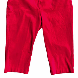 Primary Photo - BRAND: SUSAN GRAVER STYLE: PANTS/CAPRI LENGTH COLOR: PINK SIZE: 20 SKU: 232-23280-53447